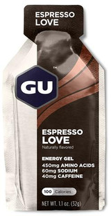 Gu Energy Gels - The Favourite?