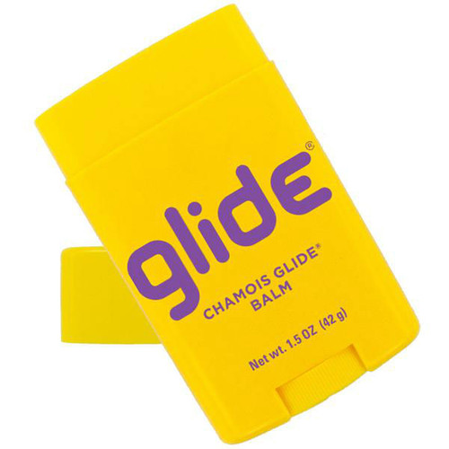 Chamois Glide is a superior choice for cyclists to guard against saddle sores.