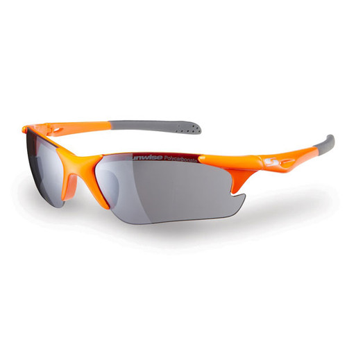 New Orange Frame: Lens includes: Smoked, Orange, Yellow