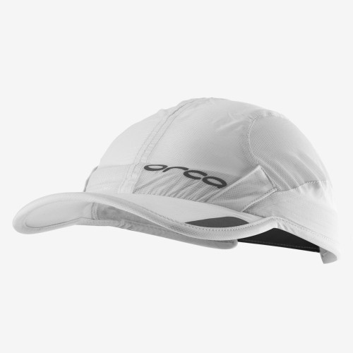 Orca Race Cap in White