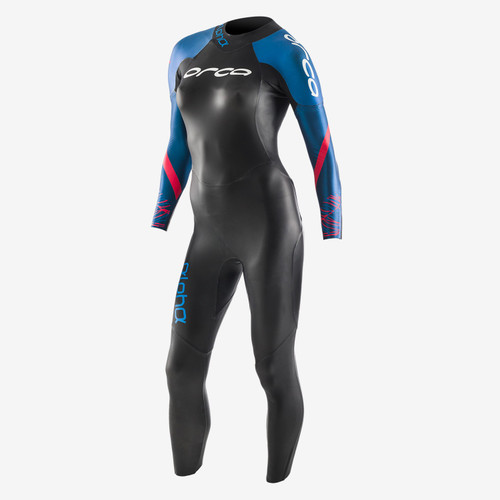 Orca Womens Alpha 1.5 Triathlon Wetsuit - New Season
