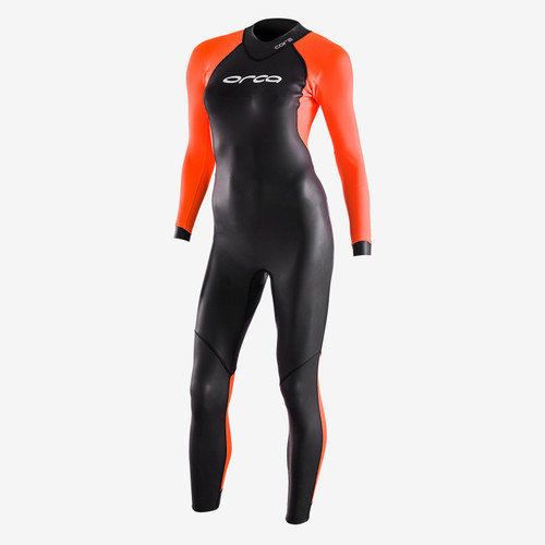 Orca Womens Open Core Hi Vis Water Triathlon Wetsuit - New Arrival