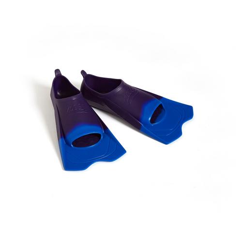 Zoggs Short Blade Fin - Dark Blue Blade  Size US 8-9