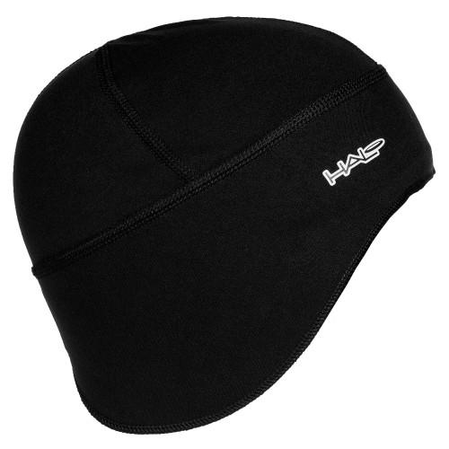 Halo Skull Cap - Anti Freeze Ear Covers - Black