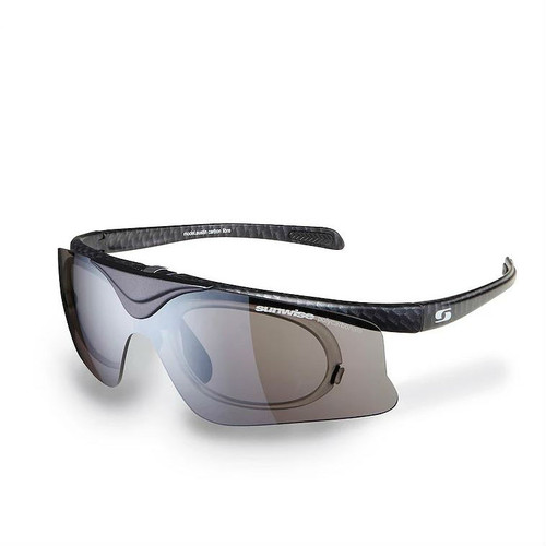 Sunwise Austin in Carbon Black