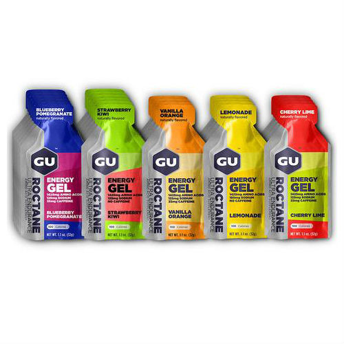 Gu Roctane - Mix and Match Flavours