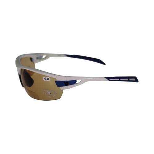 e9cf3a320f BZ Optics - PHO White Frame - High Definition Photochromic Bi Focal Lens