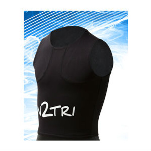 In2Tri - Tri Top - Black