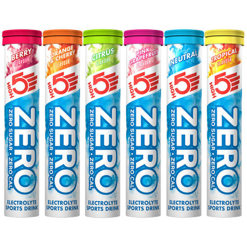 High5 - Plenty of Flavours, almost no calories