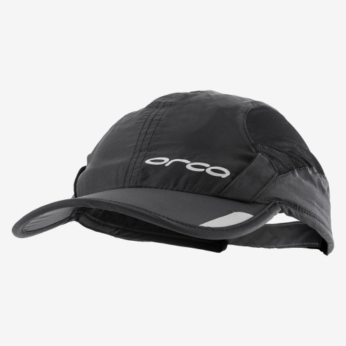 Orca Race Cap - Black