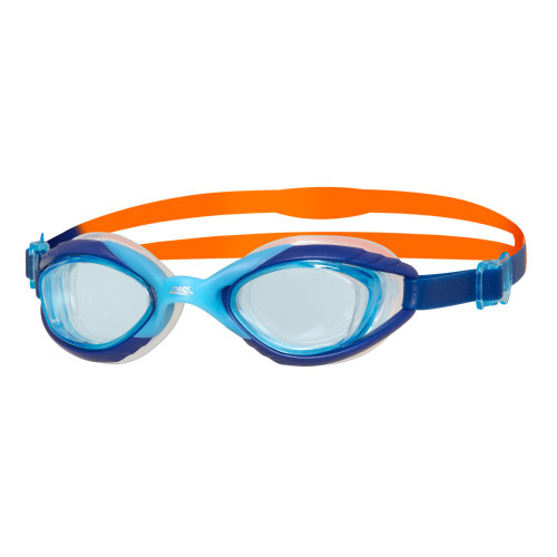 Zoggs Sonic Air Junior  Goggle - Blue/Orange