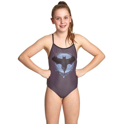 Zoggs GIrls Batman Tieback