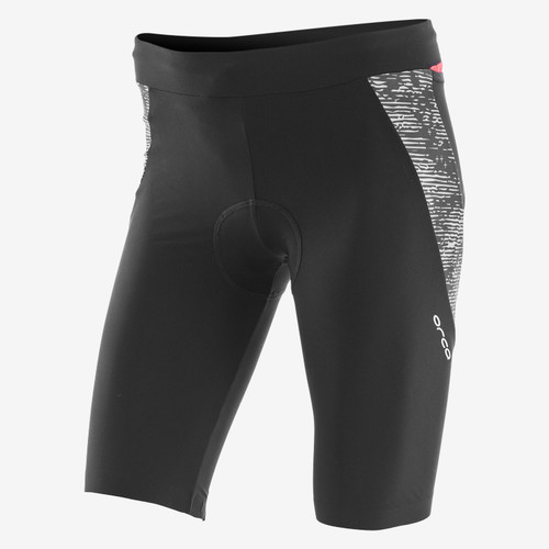 Orca Womens 226 Tri Shorts - Black/Red - New for 2020