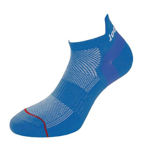1000 Mile Socks - Mens Ultimate Tactel Trainer Liner - Royal Blue