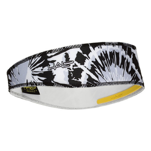 Halo ll Headband - Pullover Headband - Black Tie Dye