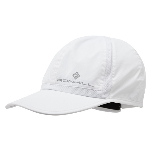 Ronhill Run Cap - Bright White