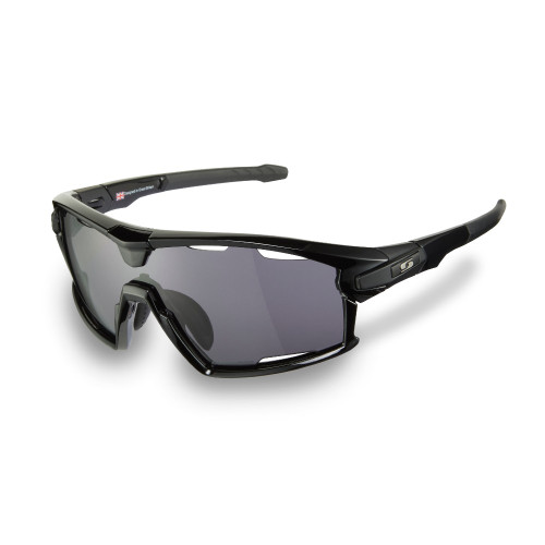 Sunwise Hybrid Prescription Compatible Sunglasses - Air Chrome