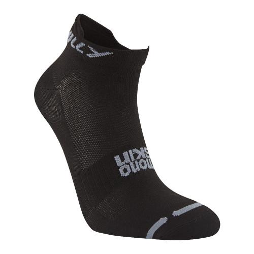Hilly Socks Lite Socklet - Black