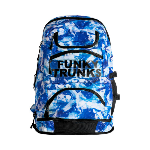 Funky Trunks Elite Squad Backpack - Head First