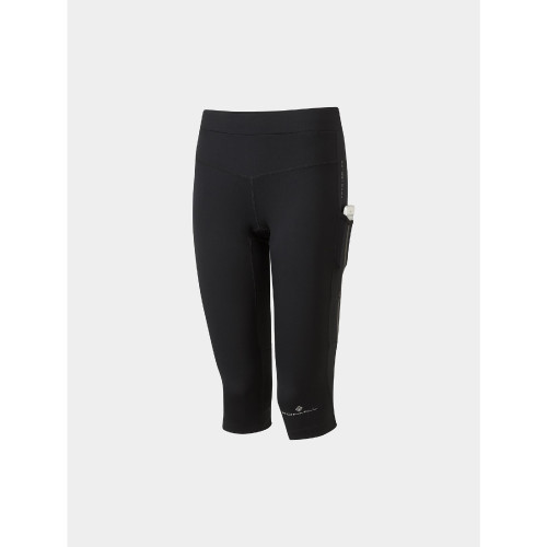 Ronhill - Womens Tech Revive Stretch Capri - Black