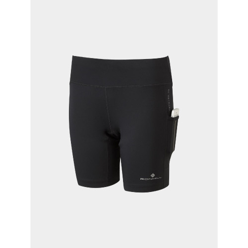 Ronhill - Womens Tech Revive Stretch Short - Black