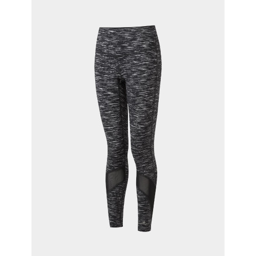 Ronhill - Womens Life Spacedye Tight - Black/White