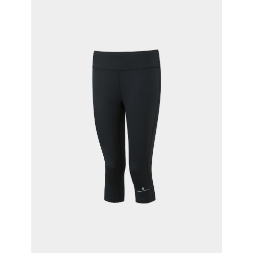 Ronhill - Womens Core Run Capri - Black