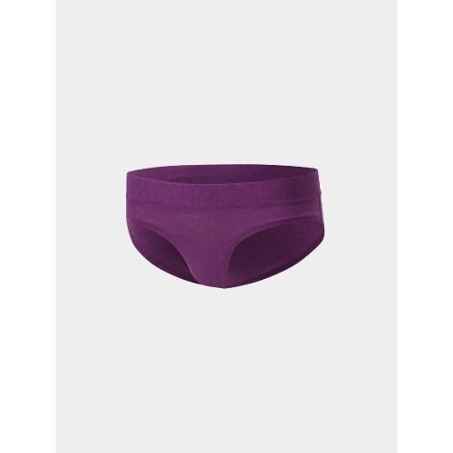 Ronhill - Womens Briefs - Grape/Hot Coral