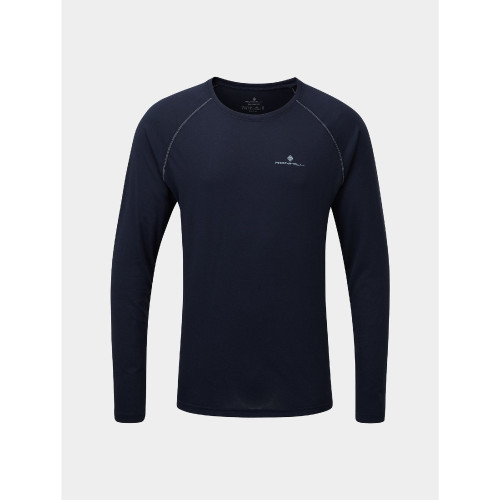 Ronhill - Mens Core Long Sleeve Tee - Navy