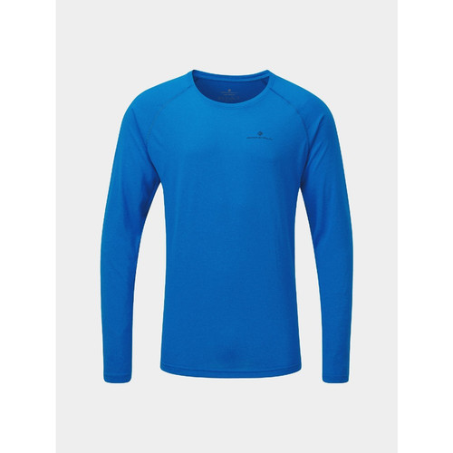 Ronhill - Mens Core Long Sleeve Tee - Atlantic