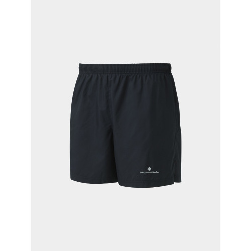 "Ronhill - Mens Core 5"" Run Shorts - Black"