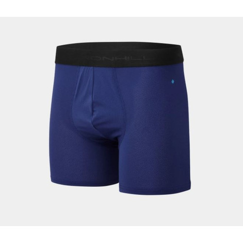 "Ronhill - Mens 4.5"" Boxer - Electric Blue"