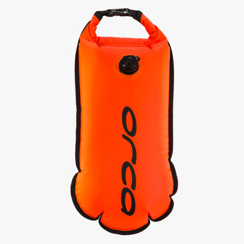 Orca Open Water Safety Buoy - Orange