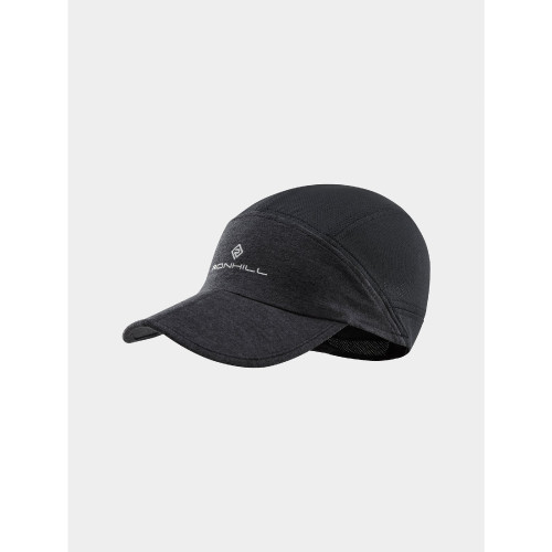 Ronhill Split Air Lite Run Cap - Black