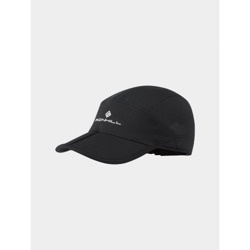 Ronhill Air Lite Split Run Cap - Black
