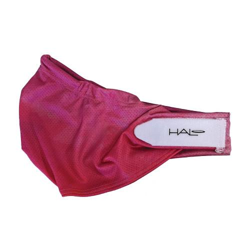 Halo Face Mask - No Ear Discomfort - Fuchsia Pink