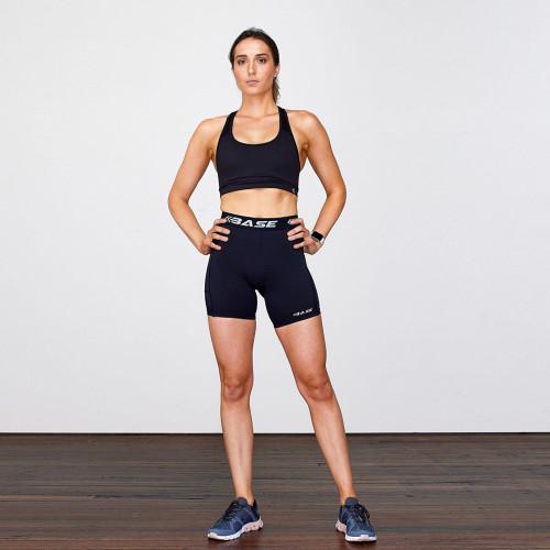 BASE Compression Women's Shorts - Black