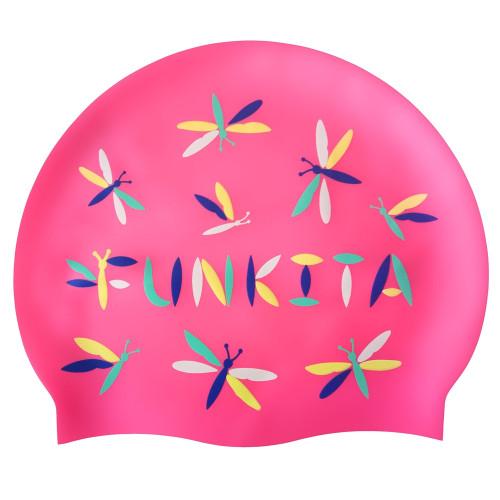 Funkita Swim Cap - Fly Dragon
