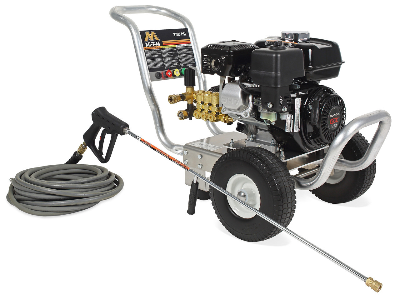 2700 PSI Pressure Washer Rental - North Georgia Airless