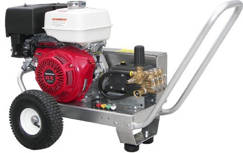 Pressure Pro EB4040HA 4 GPM 4000 PSI Gas Pressure Washer