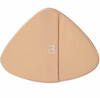 Amoena  Breast Form Weighted Leisure Foam Breast Prosthesis  Back view