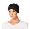 Yoga Turban Bamboo Chemo Cap- Blue Melange-391 by Christine Headwear