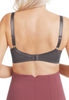 Nancy Mastectomy Bra with Front Closure Bra -back