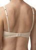 Mastectomy Bra Lara Wire-free Seamless T-Shirt Bra by Amoena-Nude -back