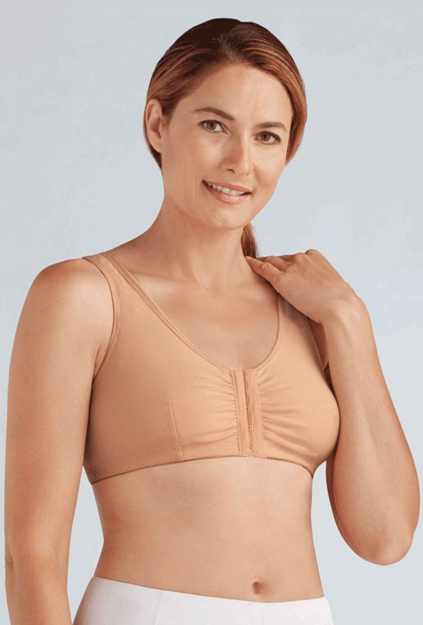 fbeba3b6e5f Frances -Post Surgery Recovery Bra by Amoena-Nude ...