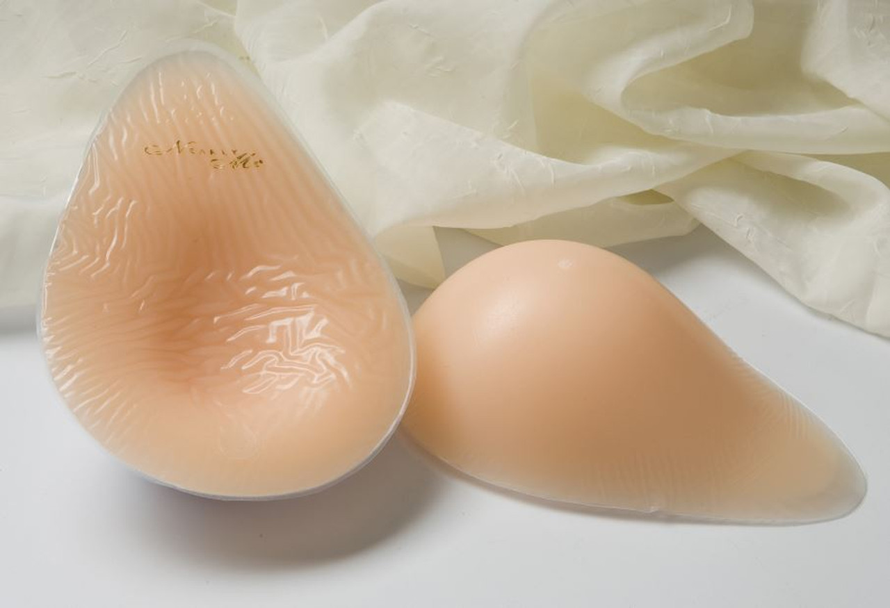 7a538ec2e2 Basic Standard Oval Breast Prosthesis Discount Breast Form
