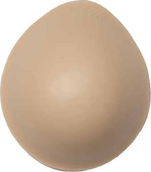 Nearly Me Super Soft Ultra Light Weight Breast Form Full Oval