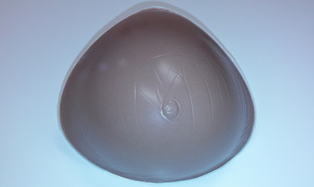 Lightweight Silicone Breast Forms for dark skin color.