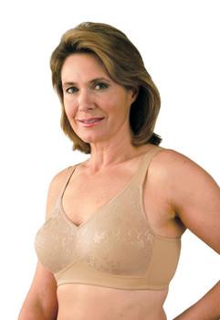 Post mastectomy fashion bra   Nude