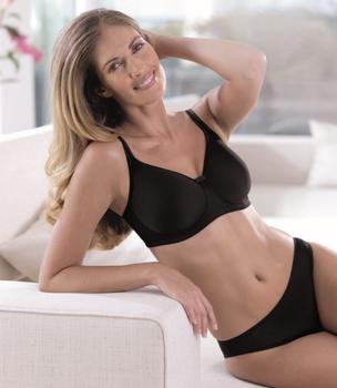 Anita Mastectomy Bra- Tonya Padded Tee Shirt Mastectomy Bra Seamless Prosthesis Bra